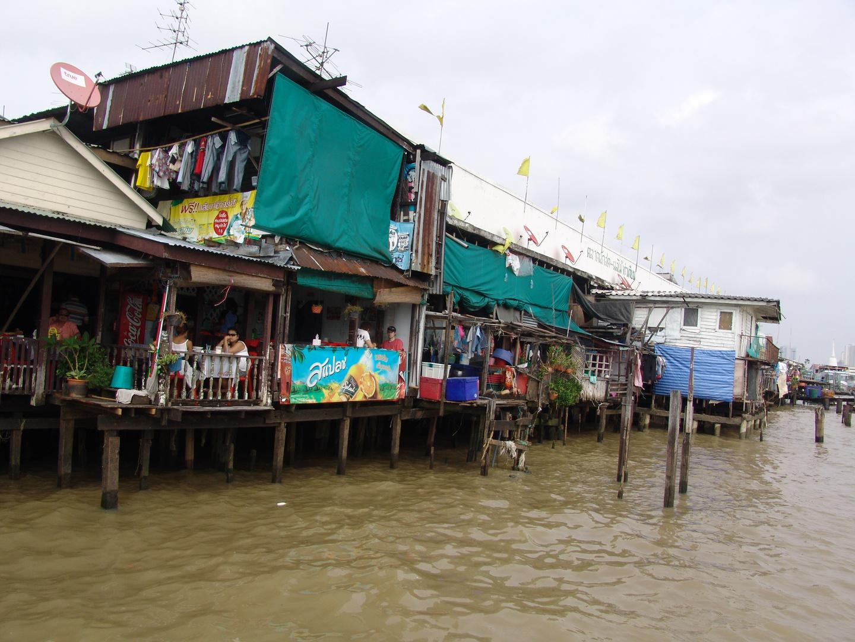 Bangkok - Klongs