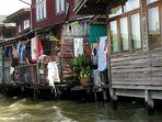 Bangkok, Leben auf den Klongs