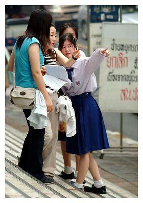 """Bangkok People - 1 - """"Help"""""""
