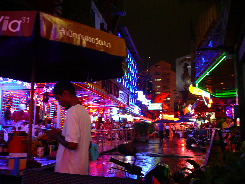 Bangkok Rotlicht Viertel