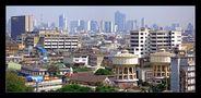 Bangkok - Skyline von Joachim Häfner