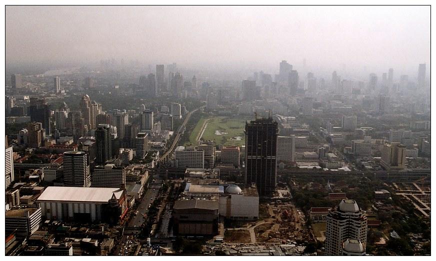 Bangkok - Stadt des Dunstes