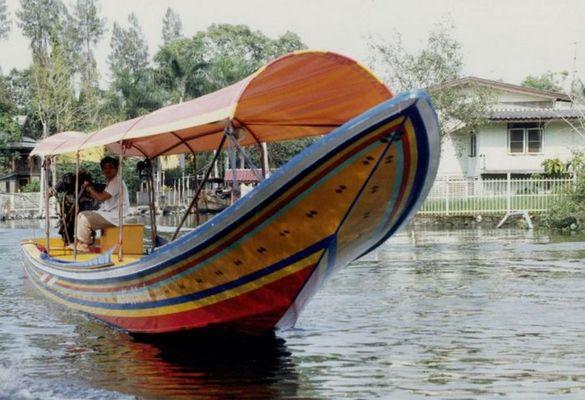 Bangkok-Tour auf die Khlongs in Thonburi