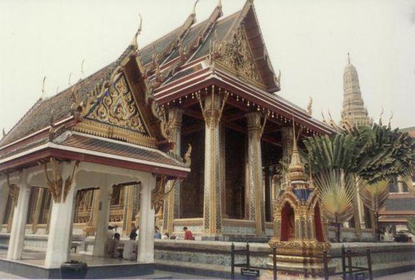 Bangkok-Wat Phra Keo