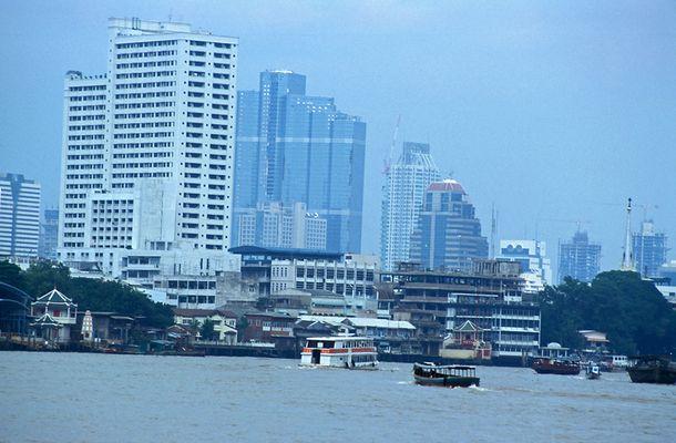 Bangkok,la cité des Anges