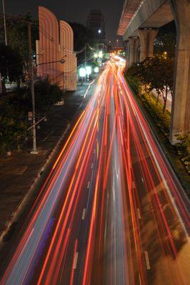 Bangkoks Straßen