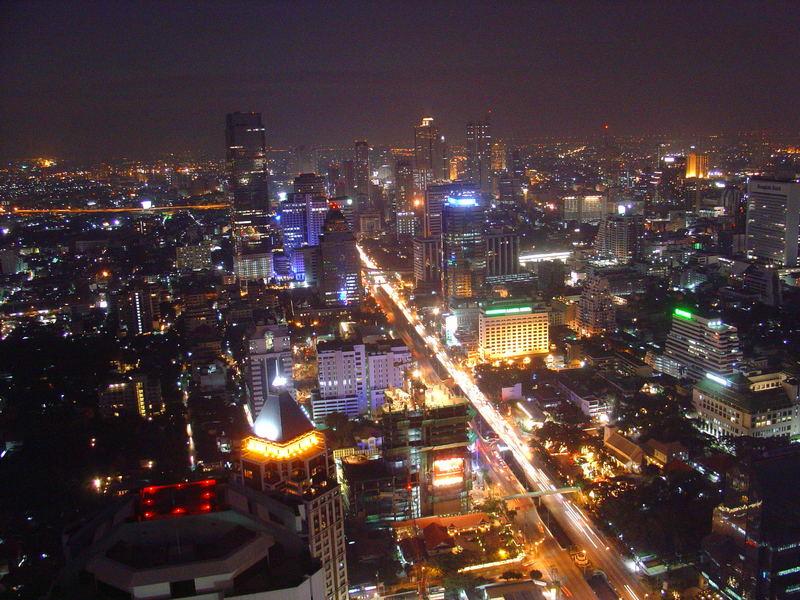 """Bangkok..""""Sleepless City"""""""