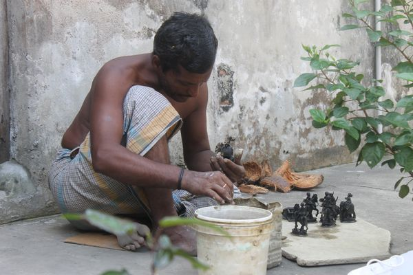 Bangladesh, Dhamraï