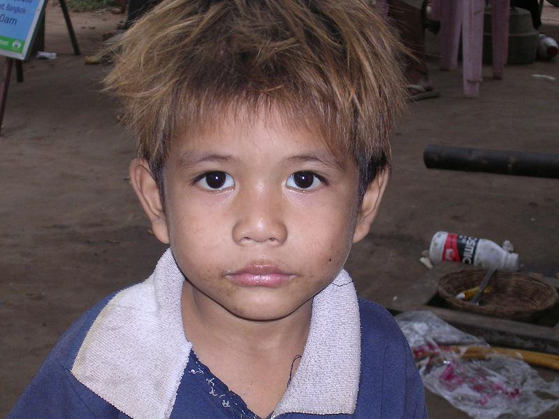Banh Lak aus Kambodscha