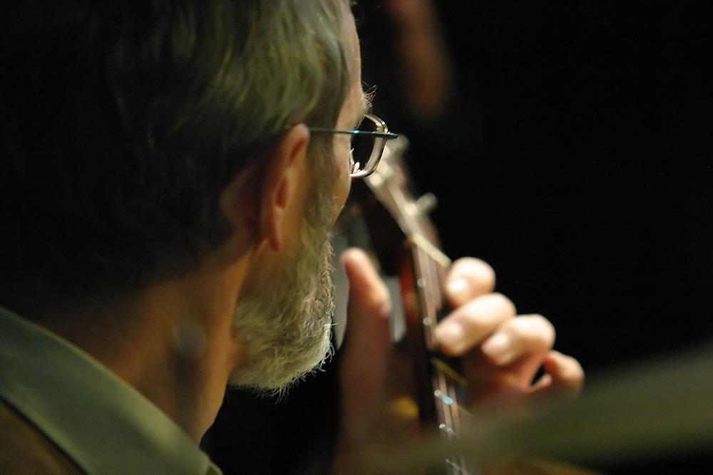 Banjo-Player