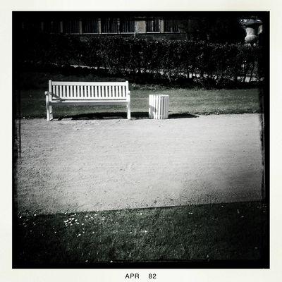Bank im Park