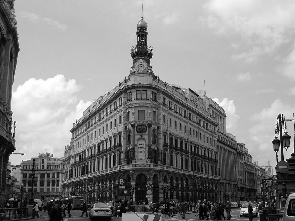 Bank von Spanien, Madrid
