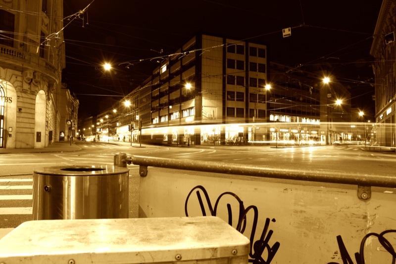 Bankenverein bei Nacht@BASEL