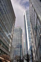Bankenviertel Canary Wharf/ London