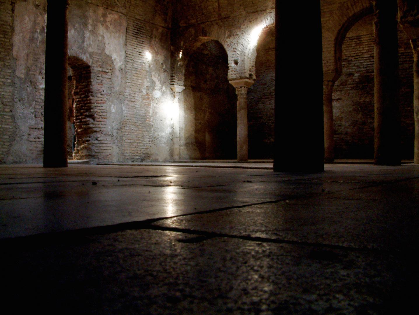 Baños árabes(Granada)