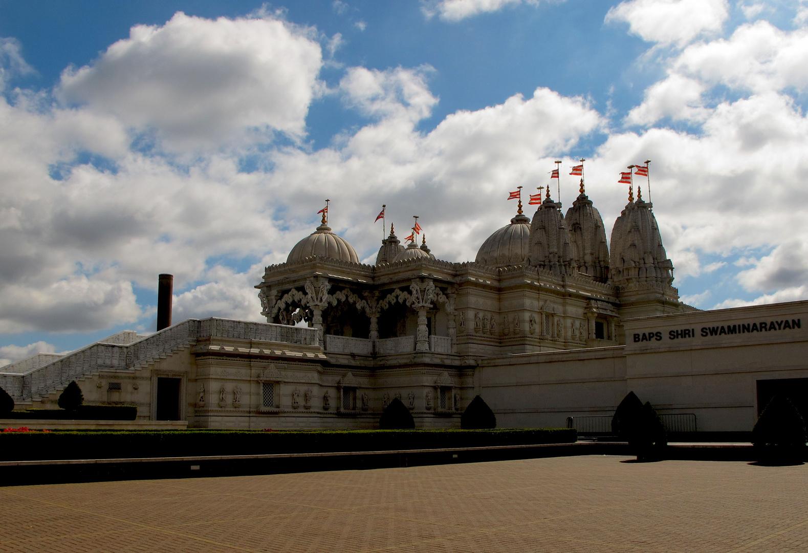 Baps Shiri Swaminarayan Mandir / Neasden Tempel