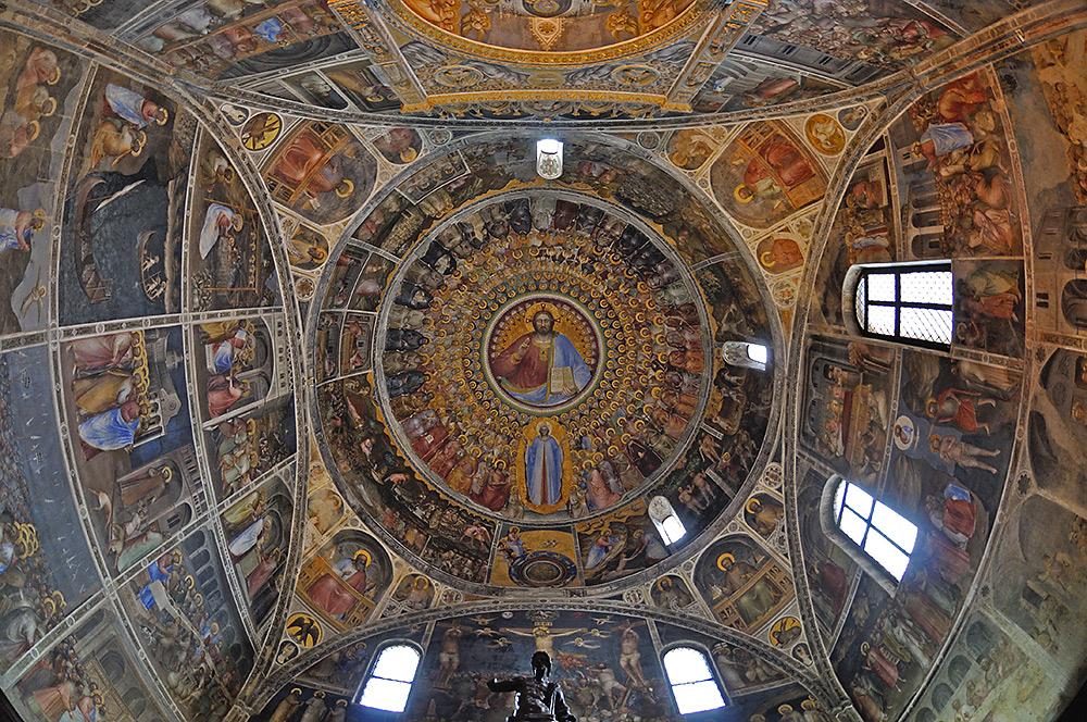 Baptisterium in Padua