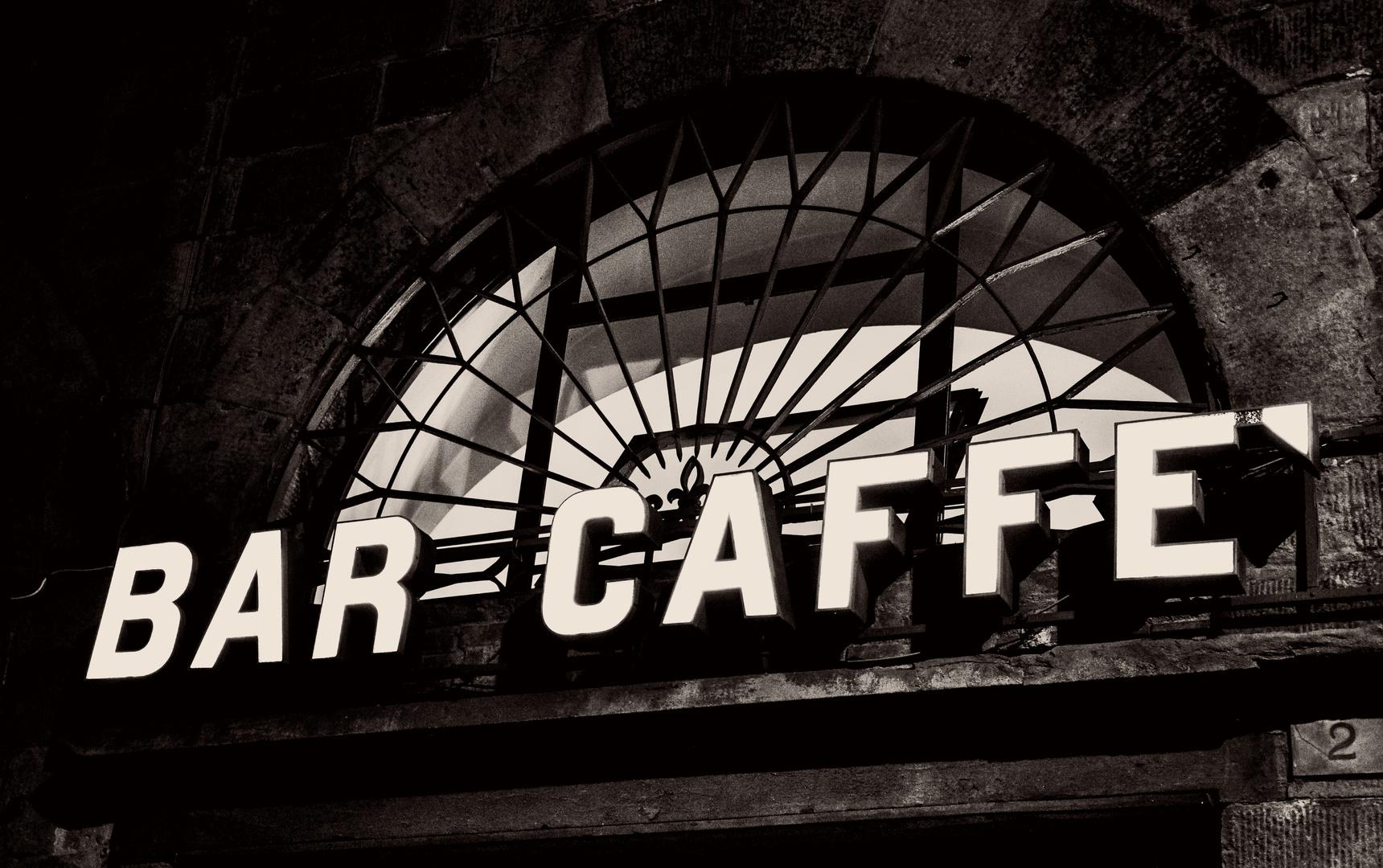 Bar - Caffe