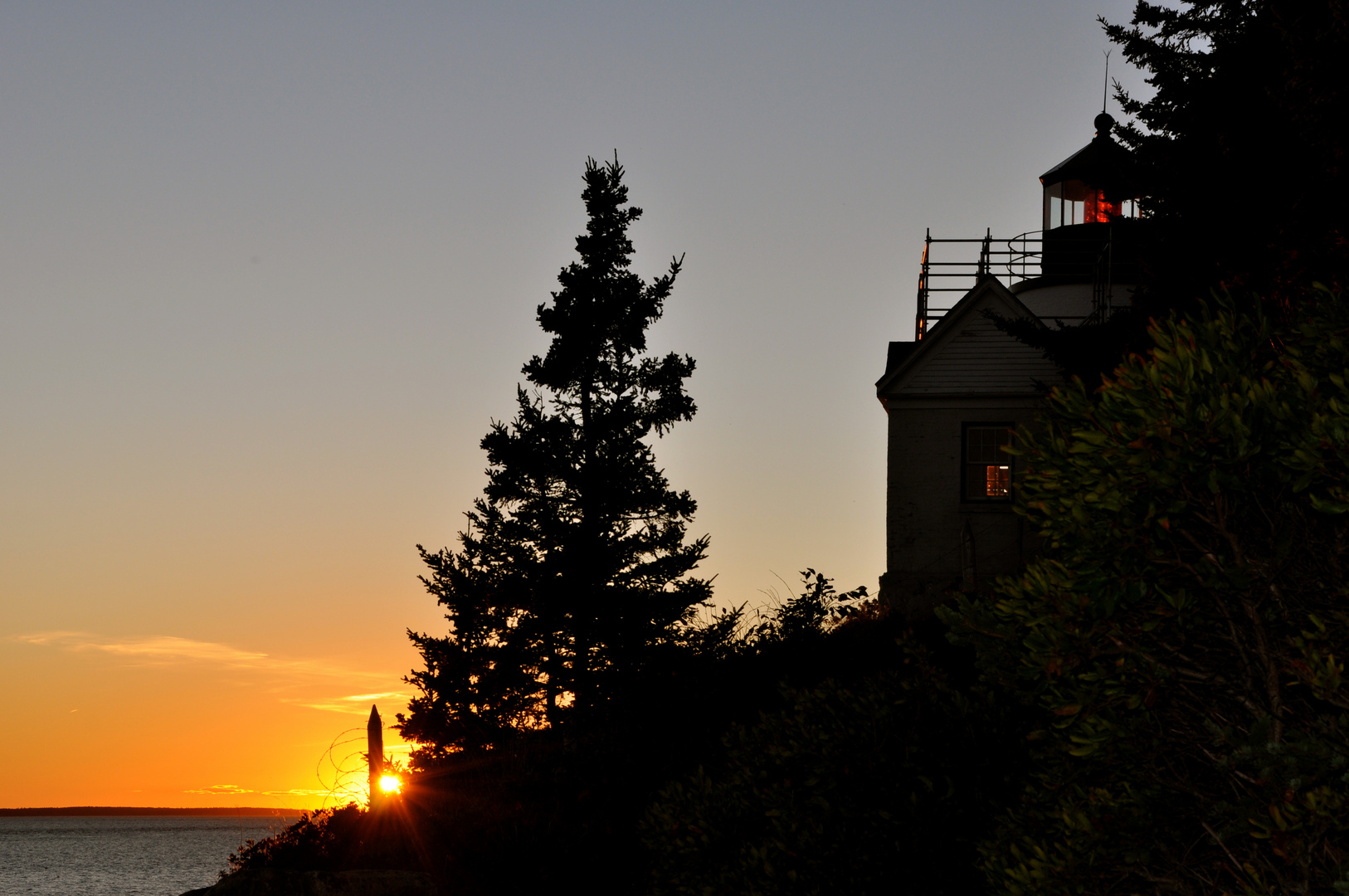 Bar Harbor Lighthouse