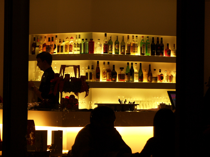 Bar im Ulmer Stadthaus