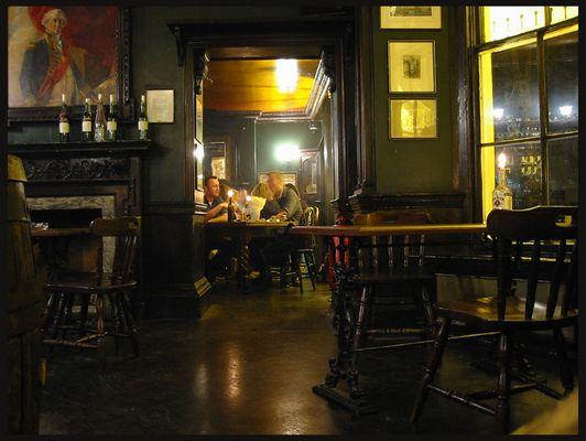 Bar in Greenwhich / London