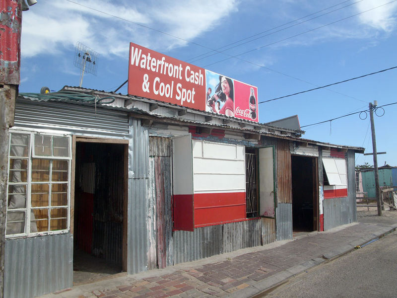 Bar - Khayelitsha Township