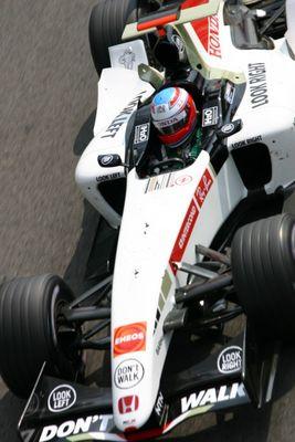 BAR Monza 2005