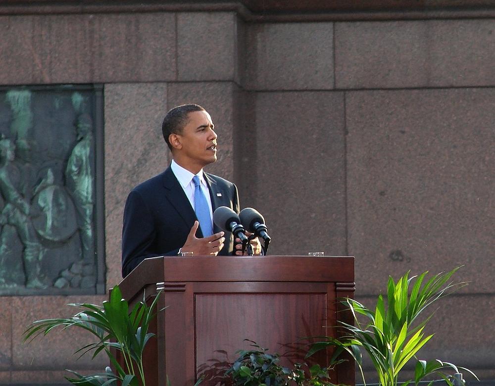 Barack Obama in Berlin - 24 Jul 2008