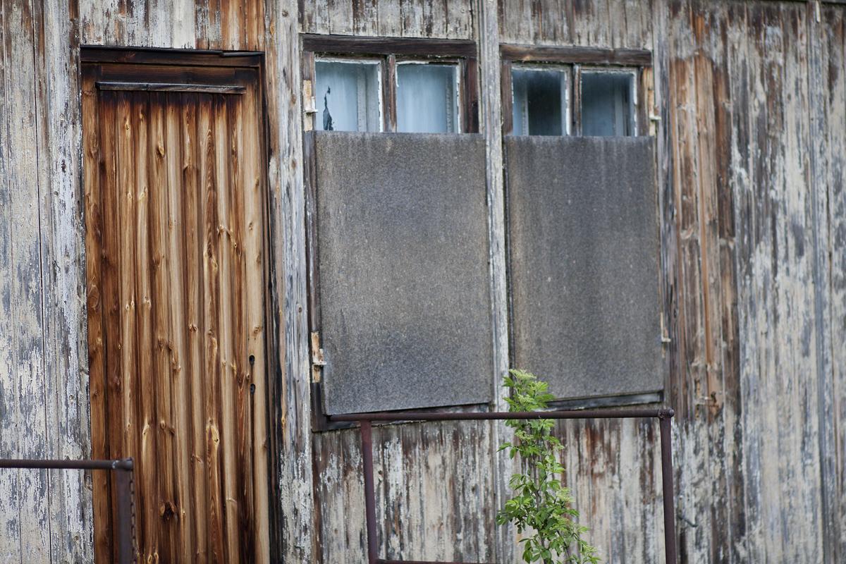 Baracken in Jena Nr. 5