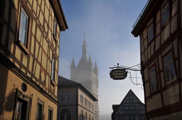 Barbarossa im Nebel