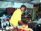Barbeque auf St. Lucia
