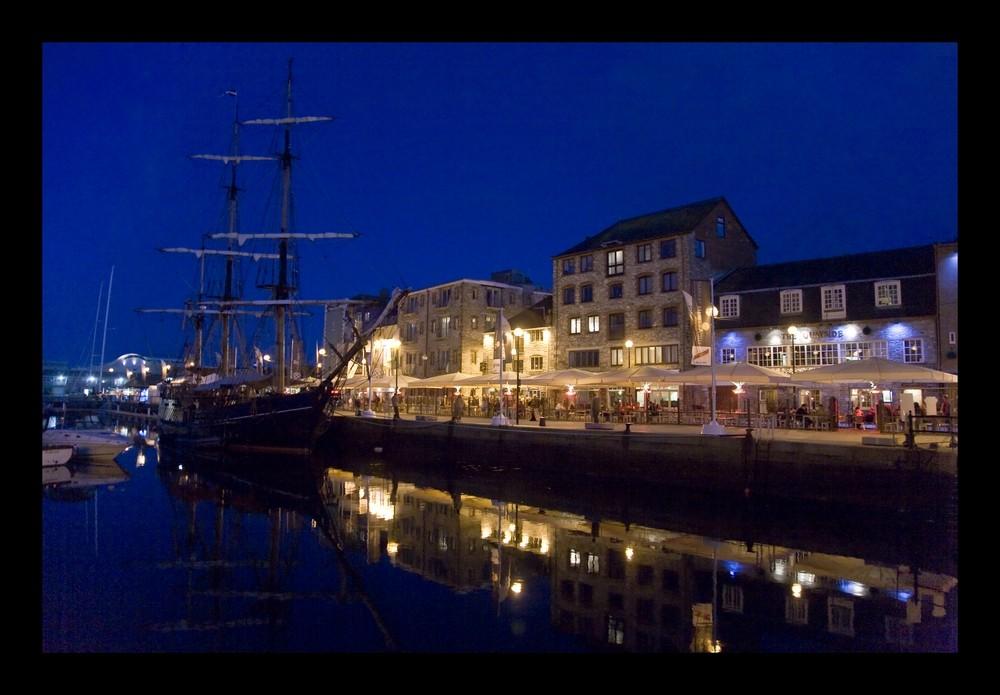 Barbican - Ship