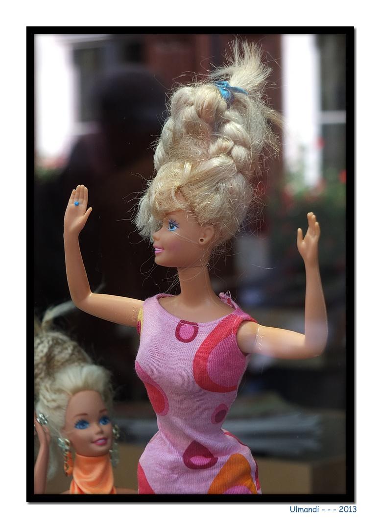 Barbie im Schaufenster *1*
