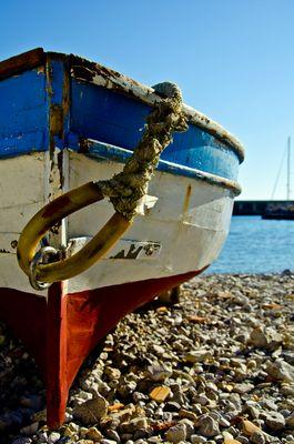 barca a secco