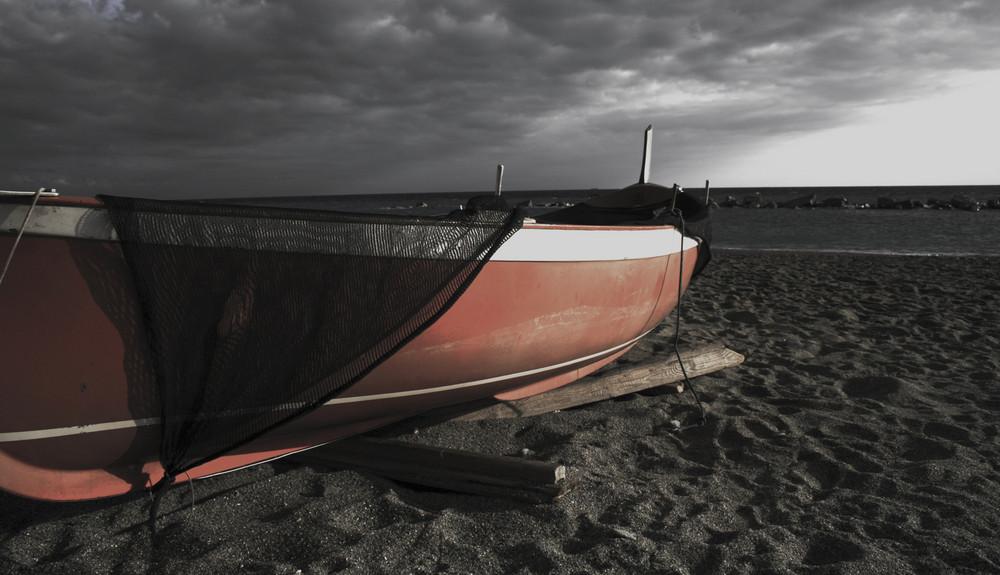 barca arenata