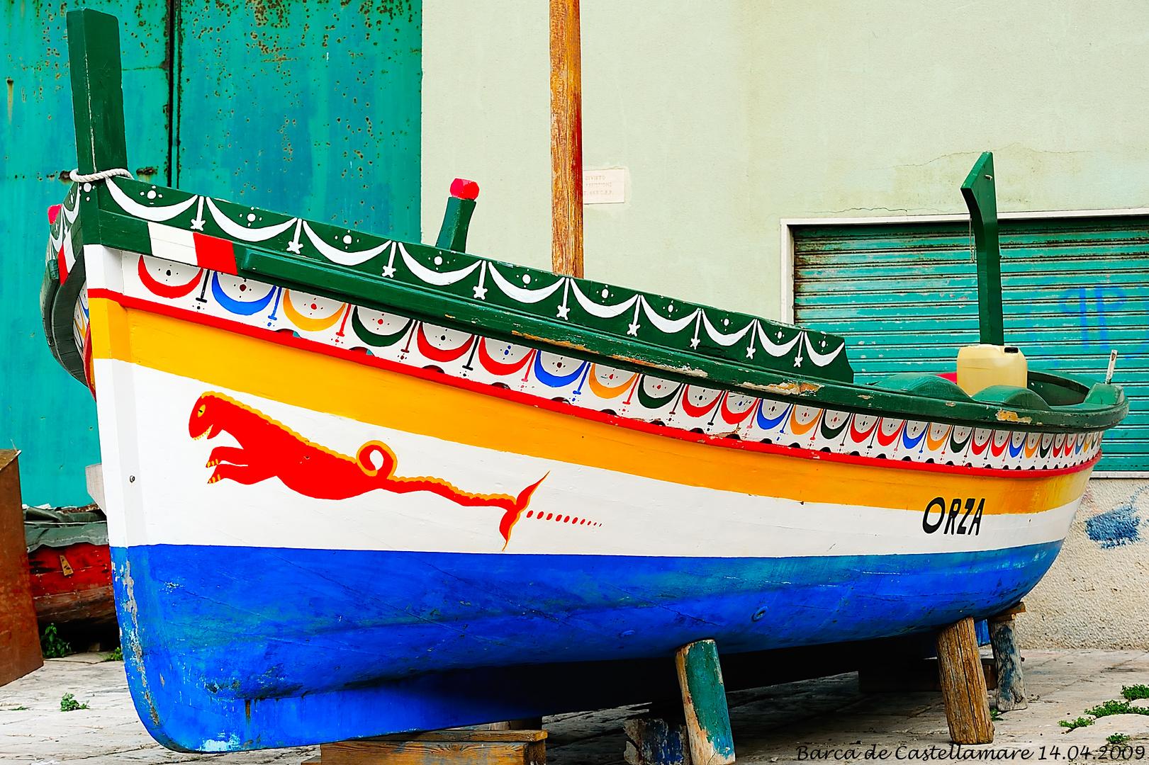 Barca de Castellamare (14.04.2009)