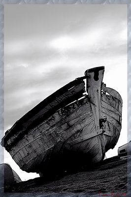 Barca en Sant Adria