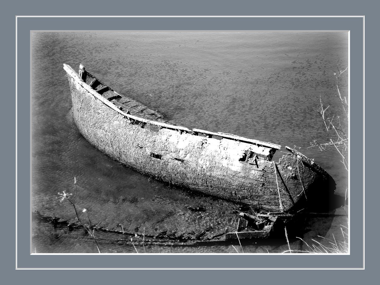 Barca hundida