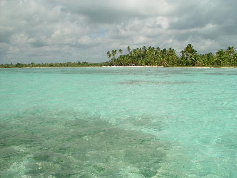 Barcadi Feeling - Saona Island/ Dominikanische Republik; Dezember 2001
