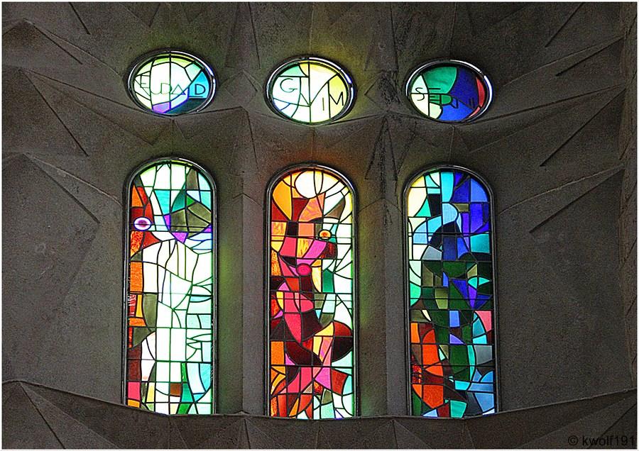 Barcelona 2013 - Sagrada Familia IV