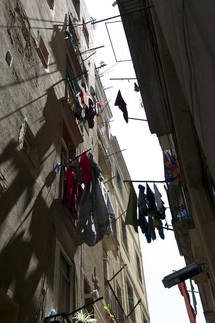 barcelona 2014 Altstadt