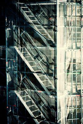 Barcelona Baustelle