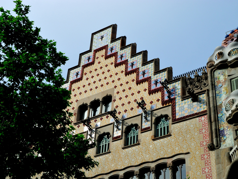Barcelona; Casa Amatller