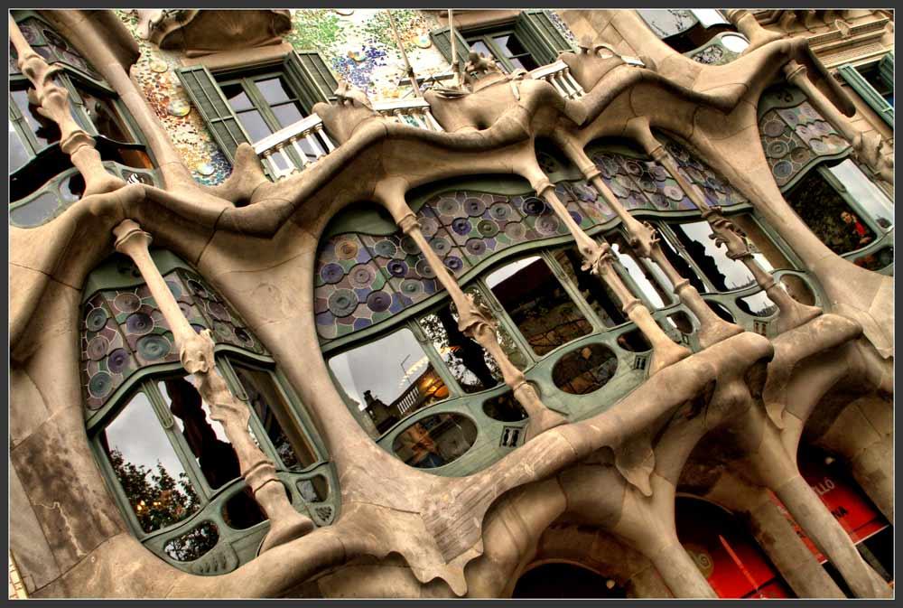 Barcelona, Casa Batllo #2