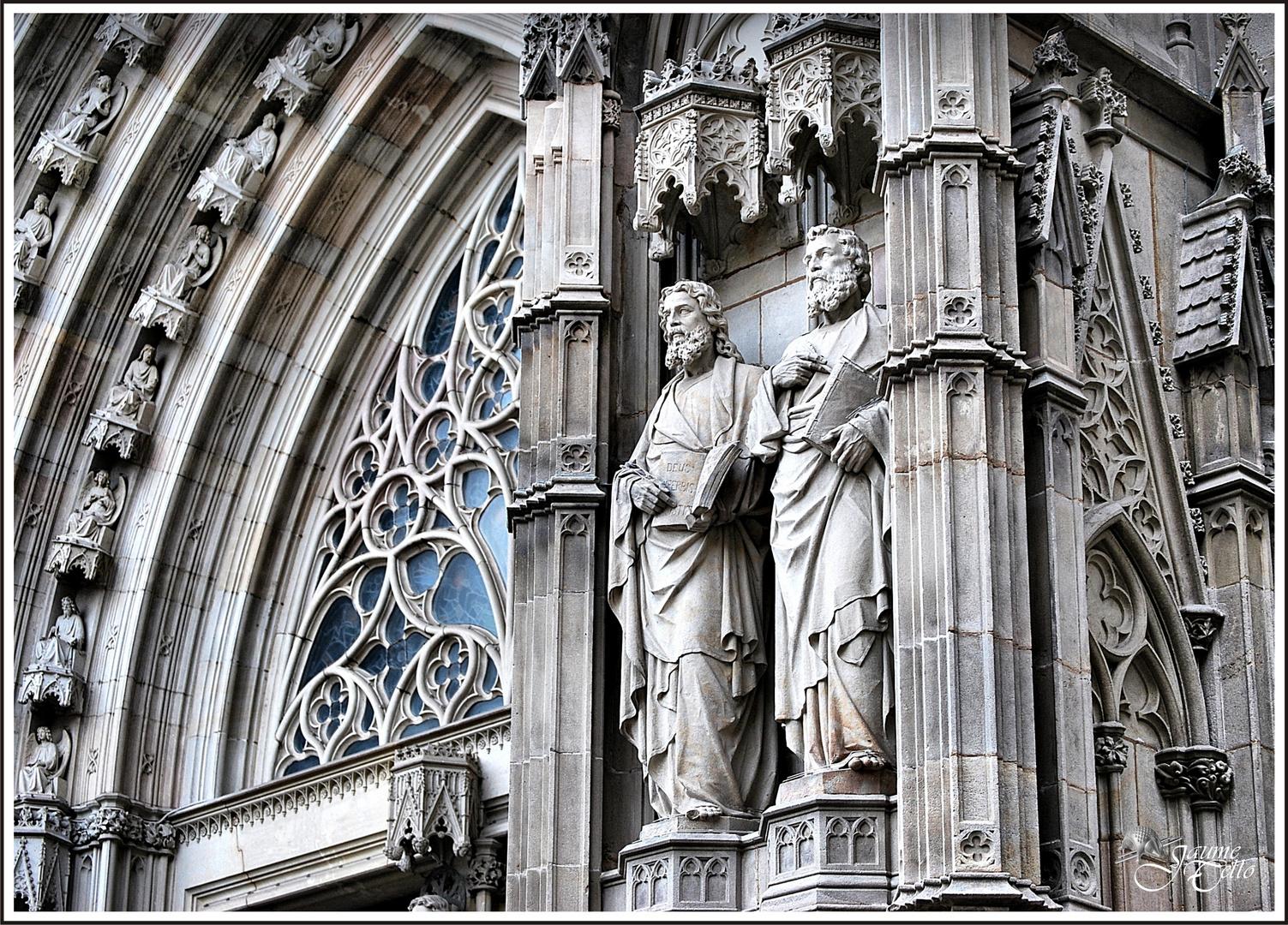 Barcelona, catedral- Catalunya