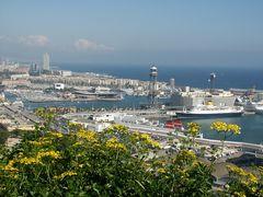 Barcelona: Der Hafen