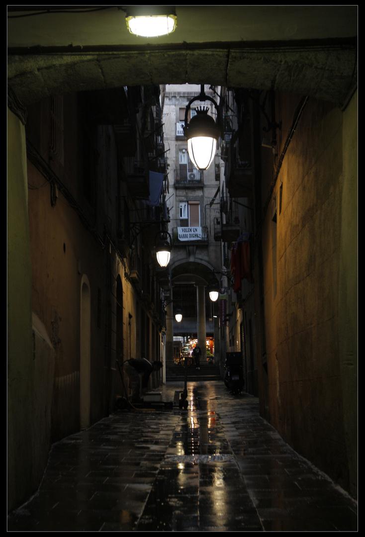 Barcelona despierta