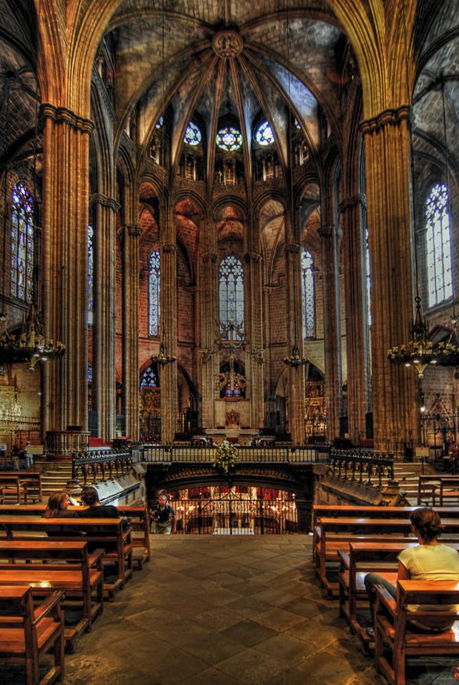 Barcelona Dom