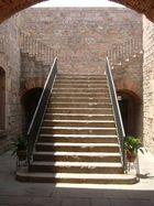Barcelona Festung auf dem Montjuic