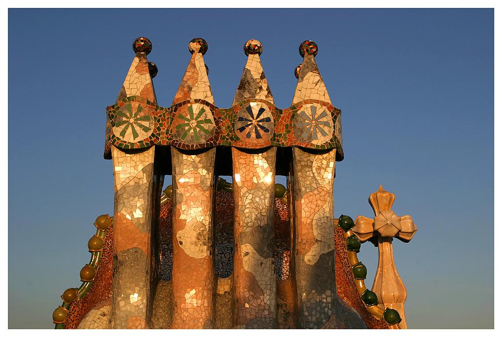 Barcelona - Gaudi - Casa Battlo